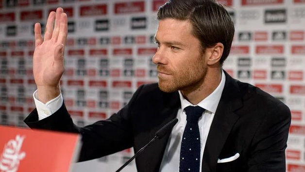 Xabi Alonso Conference